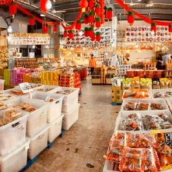 Fragrance Bak Kwa: Largest Chinese New Year Factory Sale with Many Buy 1 Get 1 FREE Offers on CNY Goodies, Snacks, Seafood & Meat!