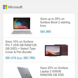 [Microsoft Store] Save up to 28% on Surface Book 2 | Shop Now