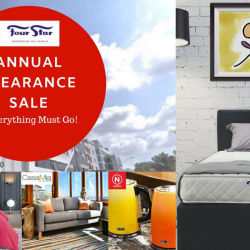 Four Star Mattress: Annual Clearance Sale with Huge Discounts on Four Star Mattresses!