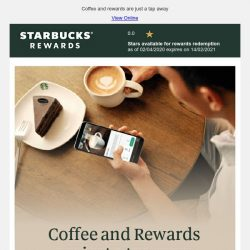 [Starbucks] Get more with the Starbucks® Singapore app 📱