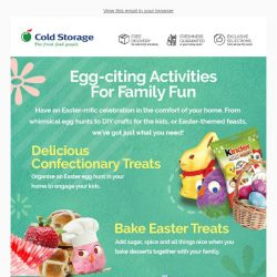 [Cold Storage] Egg-citing Activities For Stay-Home Family Fun 🎉