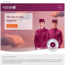 [Qatar] We are in this together