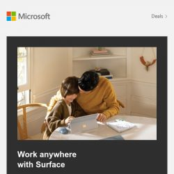 [Microsoft Store] Working remotely, staying connected