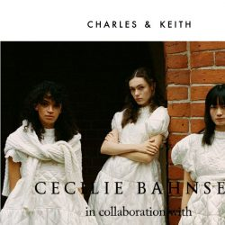 [Charles & Keith] Just Dropped: Cecilie Bahnsen X CHARLES & KEITH