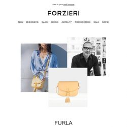 [Forzieri] Summer Days of FURLA [Exclusives inside]