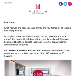 [Hotels.com] Our commitment to you: A message from our CEO
