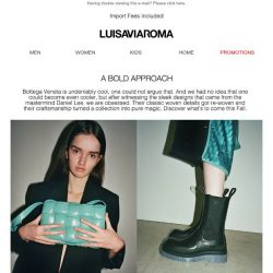 [LUISAVIAROMA] Bottega Veneta by Daniel Lee: The FW20/21 collections everyone is raving about
