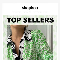 [Shopbop] Top sellers: summer edition
