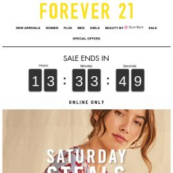 [FOREVER 21] are you a genius?