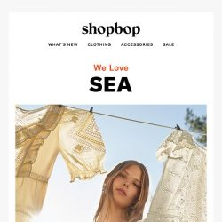 [Shopbop] New from Sea