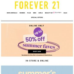 [FOREVER 21] Put it in Neutral.
