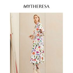 [mytheresa] Printed dresses for every day of summer