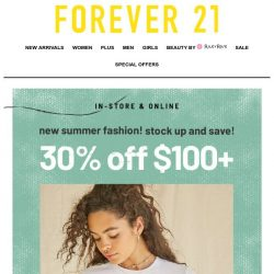 [FOREVER 21] 🏆 Best Sellers on Sale