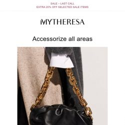 [mytheresa] Accessorizing 2.0: new season bags, belts and more