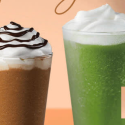 Starbucks: Enjoy 1-for-1 Venti-sized Chocolate Chip Frappuccino, Dark Mocha Frappuccino and Green Tea Frappuccino!